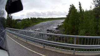 Finnish Lapland on a GS (DAY 3)