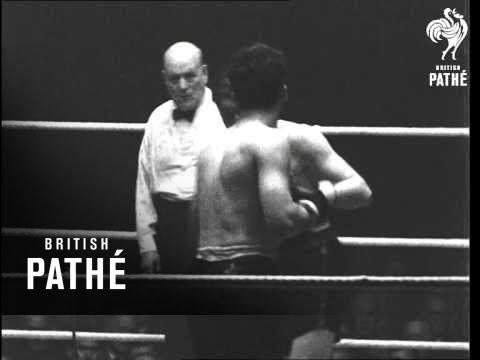 Tommy Farr Beats Wilde (1950)