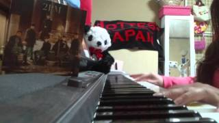 2PM So Bad (by legend of 2pm)pianocover