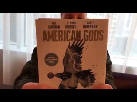 american gods my ainsel hardcover