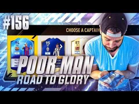THEMED ARGENTINA FUT DRAFT!!! TOTGS MESSI IS GOD!!! - Poor Man RTG #156 - FIFA 17 Ultimate Team