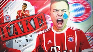 FIFA 18: Squad Builder Battle PRANK an Nohandgaming GEHT SCHIEF 😂😱 Alaba Fut Birthday ST 🔥