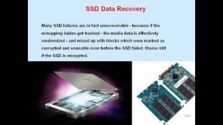 A brief introduction to data recovery