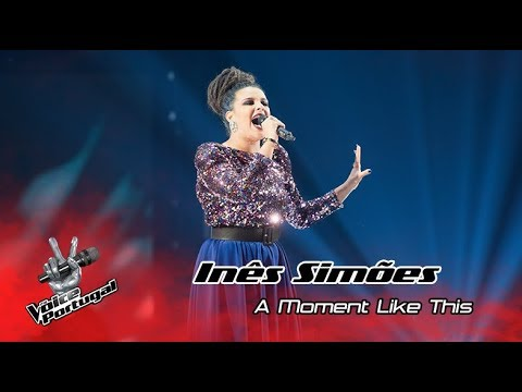 "Inês Simões - ""A Moment Like This"" 