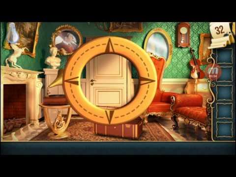 32 Level - Escape Mansion of Puzzles Walkthrough  (100 Дверей Дом головоломок) прохождение