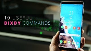 10 Useful Bixby Voice Commands for Galaxy Note 8/S8