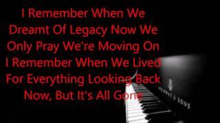 Andy Black Broken Pieces Lyrics