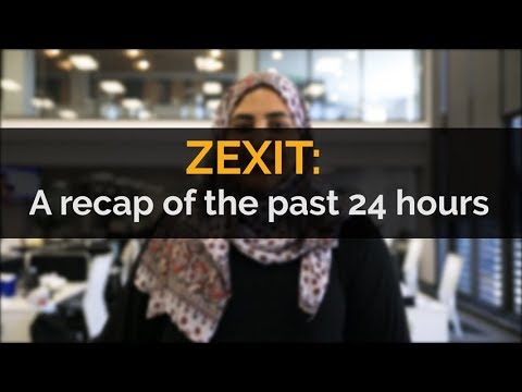 ZEXIT: A recap of the past 24 hours
