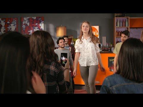 """Alex & Co. - Ultimi episodi - Backstage della canzone """"Live It Up"""""""