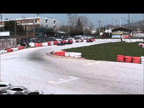F1 Fans Kart Challenge Athens 2015 Race 2 Group1