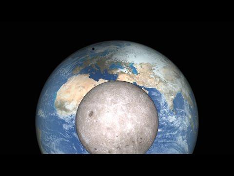 NASA | Shadow of the Moon