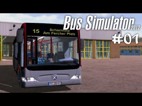 BS 2012 #01 Willkommen in Freyfurt ☆ Let's Play Bus Simulator 2012  
