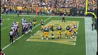 Green Bay Packer Game Day - Sports Court