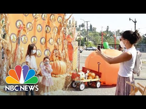 Kids Q&A: Will Coronavirus Affect Halloween And Trick-Or-Treating? | Nightly News: Kids Edition