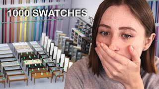 1000+ NEW SWATCHES IΝ NEW SIMS UPDATE???