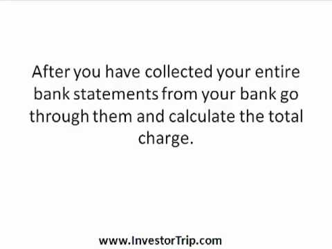 How to Reclaim Unfair Bank Charges in 6 Easy Steps