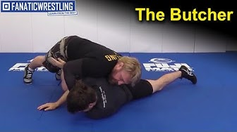 The Butcher - Wrestling Move by Steve Mocco