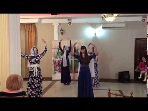 Чеченская свадебная песня
