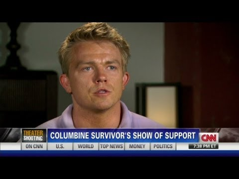 Columbine Survivor's Advice to Victims of Aurora Massacre