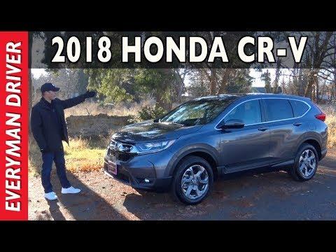 Watch This: 2018 Honda CR-V Review on Everyman Driver