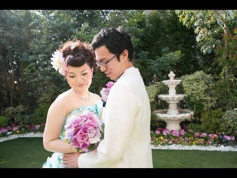 結婚式 ハイライトムービー @ アニヴェルセル江坂