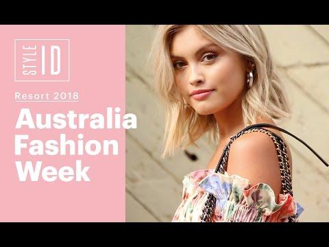 Style ID: Australia Fashion Week