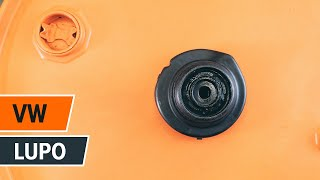 Wie VW LUPO (6X1, 6E1) Zündkerzensatz auswechseln - Tutorial