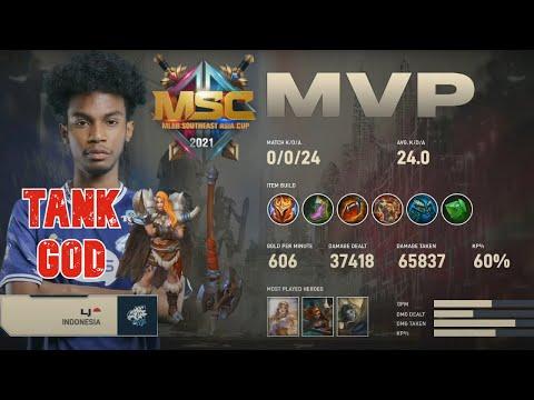 Tank GOD LJ