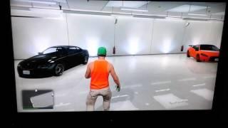 Présentation de ma  maison GTA 5 online