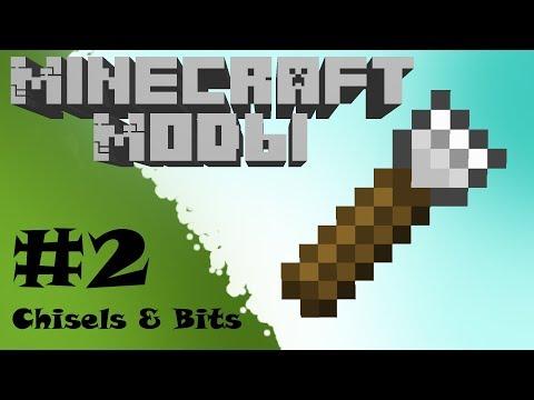 Мод 1.12.2 на мини блоки [Моды в Minecraft #2]
