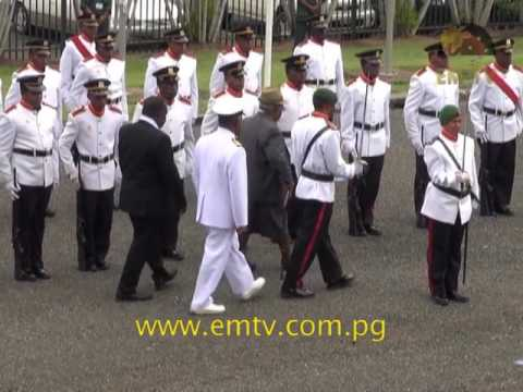 National Parliament and NCD sendoff for Grand Chief Sir Michael Somare