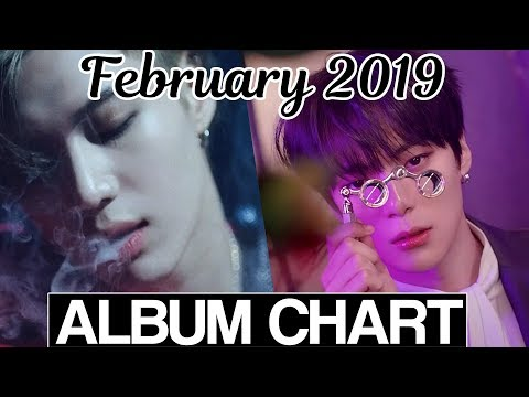 [TOP 30] Best-Selling KPop Albums (in February 2019) Mp3
