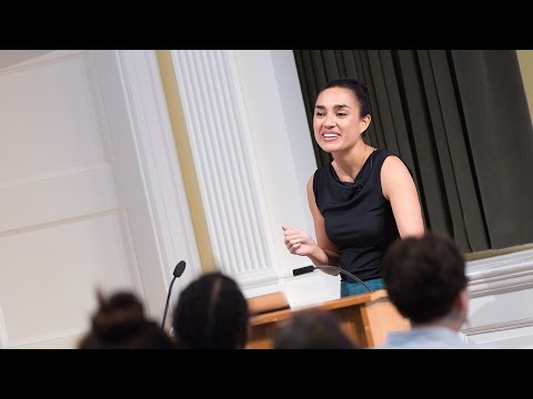 Kristiana Kahakauwila | To Weave with Water || Radcliffe Institute