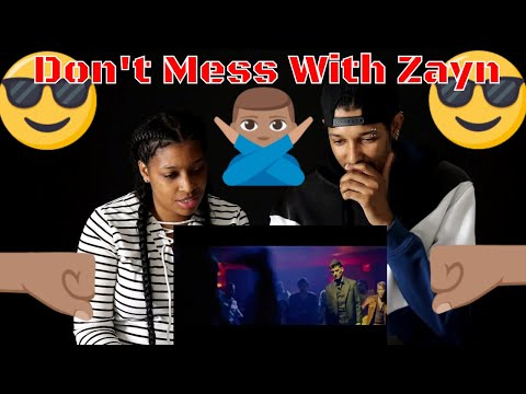 Cover Lagu ZAYN - Let Me (Official Video) Reaction STAFABAND