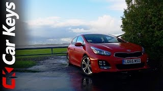 kia Cee'd 2016 review - Car Keys