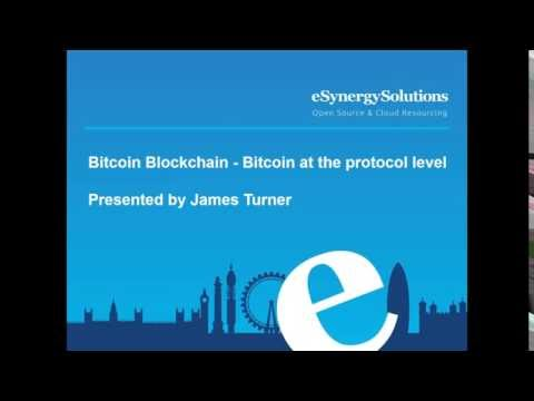 Bitcoin Blockchain   Bitcoin at the protocol level