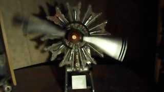 Renwal Visibile Airplane Wasp Engine