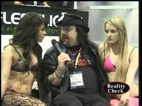 Riley Jensen & Sara James at AVN 2011