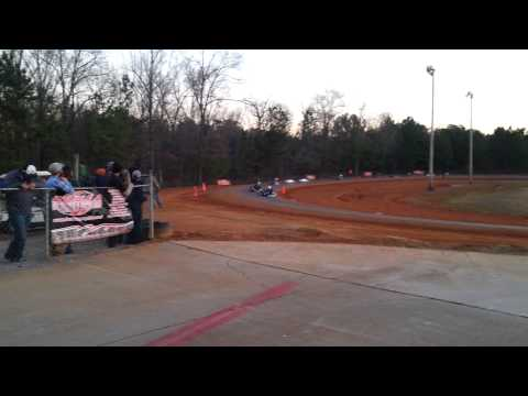 Dawgwood speedway 1-17-15 senior box stock