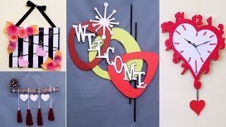 10 Beautiful Room Decor Idea !! Creative & Useful Things || Best DIY Craft Ideas