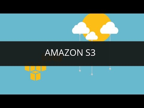 TUTORIAL AMAZON S3 ESPAÑOL