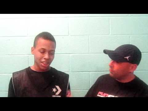 Jr. Pros Championship MSG Preview with Isiah Briscoe