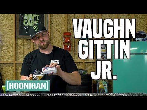 [HOONIGAN] A BREW WITH: Vaughn Gittin Jr.