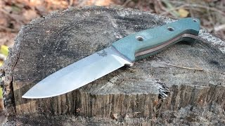 Benchmade Bushcrafter 162: Excellent Bushcraft & Wilderness Survival Knife