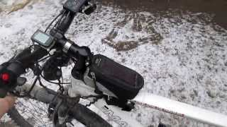 Втулка для электровелосипеда АльтБайк 350 ватт(Втулка АльтБайк в действии. Средняя скорость передвижения по городу порядка 20 км/ч, на свинцовых аккумулято..., 2014-03-20T13:52:29.000Z)