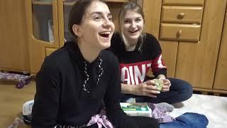 VLOG У нас Киевские гости. Рассматриваем покупки.