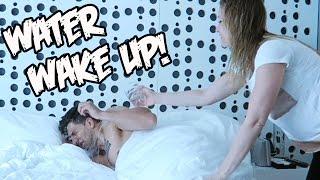 WATER WAKE UP!!!