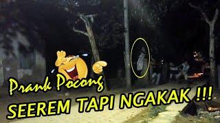 Kompilasi Prank Pocong Serem tapi Ngakak !!!