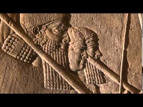 2/2 The Assyrian Lion Hunt Reliefs - Masterpieces of the British Museum