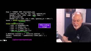 PHP-Intro 19 Advanced PDO/ SQL (Part 1)